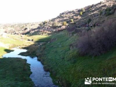 Puentes del Río Manzanares;viajes accesibles;senderismo en canarias